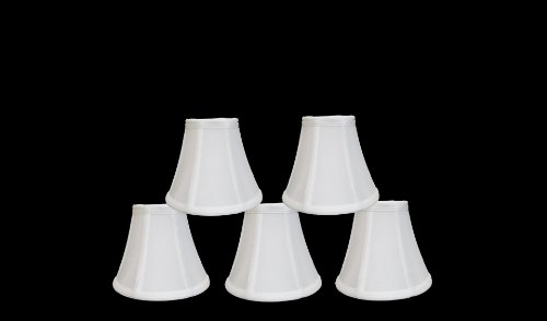 mini chandelier white - 8
