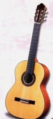 Antonio Sanchez 1023 todos los sólido español guitarra clásica ...
