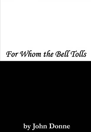 For Whom the Bell Tolls Summary Sample