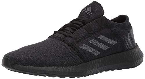 adidas Men's Pureboost Go, Core Black/Grey/Carbon, 6.5 M US