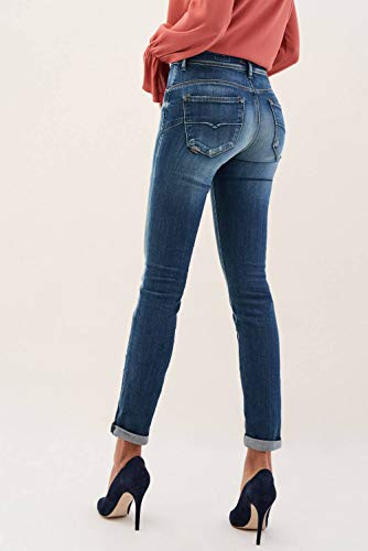 Glamour Secret Premium Salsa Blu Wash Jeans xFzR6qwg6