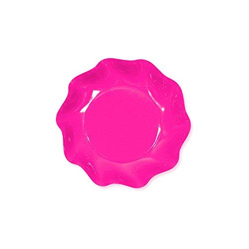 Sophistiplate Pink Paper Appetizer/Dessert Bowls - 30pk for