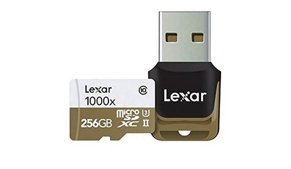 Lexar - Tarjeta De Memoria Microsdxc Lexar Professional 1000X ...