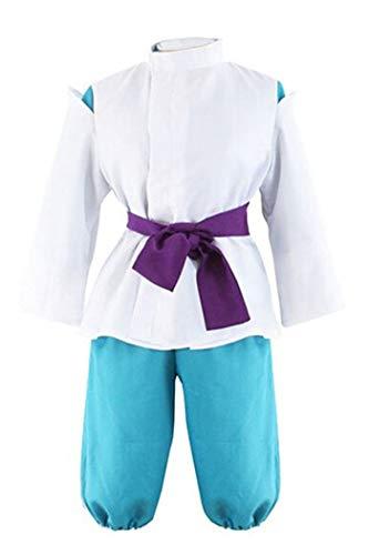 WOTOGOLD Anime Cosplay Costumes Kimono White ()