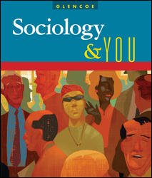 Sociology Projects and Lab Activities (Glencoe Sociology & You) [Paperback]