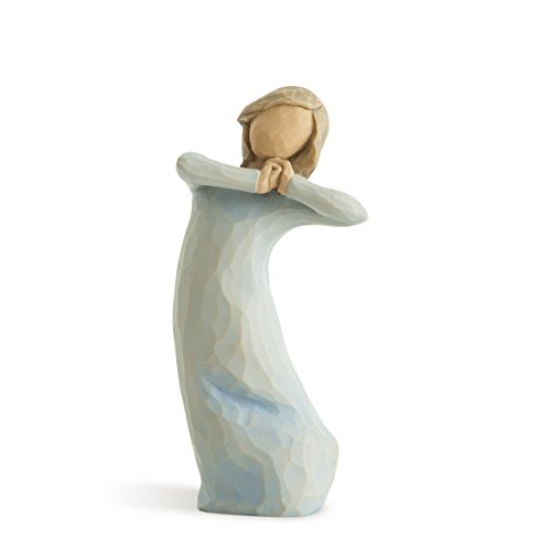 Willow Tree Journey, sculpted hand-painted figure (Willow Shine Tree)