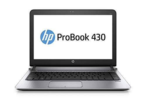 (Renewed) HP Hybrid Probook Laptop 430G3 Intel Core i7 – 6500u Processor, 16 GB Ram & 256 GB SSD & 1TB HDD, Win10, 13.3 Inches 1.55 KG Ultralight Computer
