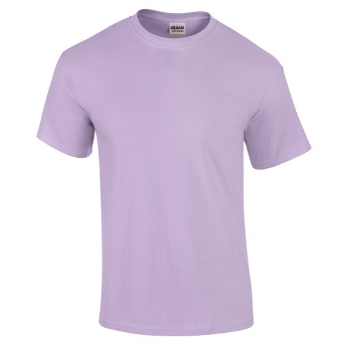 Gildan G200-6.1 Ounce Ultra Cotton Tee 100% Cotton T-Shirt. 2000 in 68 Colors ORCHID Size Large - Gildan Ultra Cotton Heavyweight Tee