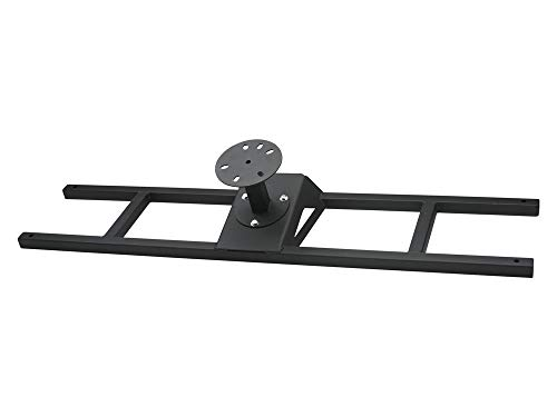 Armordillo USA 7180352 CR1 Tire Carrier For Full Size Trucks | Attachment for CR1 Chase Rack Part# 7180338 (Spare Tire Carrier For Truck Bed)
