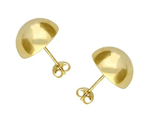 Boucles d'oreille Femme - E-10779 - Or jaune (9 cts) 1.2 Gr