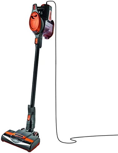 SharkNinja HV301 Rocket Stick Vacuum, Orange and Gray – Renewed