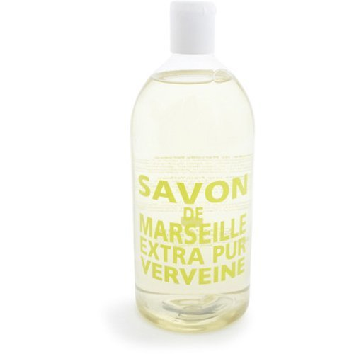 Cie Luxe Compagnie de Provence Extra-Pure Marseille Fresh Verbena Liquid Hand Soap Refill