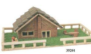 Keranova 35201 - Kits maqueta de ladrillos casa escala 1:20 ...