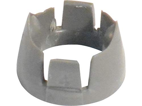 Rage Replacement Shock Collar for Rage Hypodermic Trypan - Titanium construction 2'' Cut