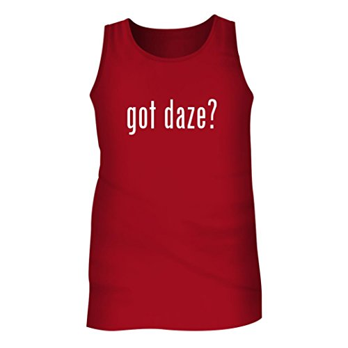 Tracy Gifts Got Daze? - Men's Adult Tank Top, Red, Large