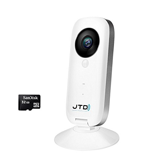 JTD CAM 720p HD Wireless Smart Home Day Night Security Surve