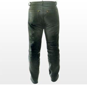 Pantalones de cuero de napa - Talla 44-46 ( XL inch 36/36 )
