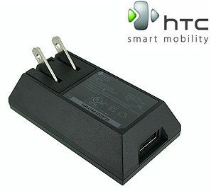 (Oem HTC AC Adapter Home Wall Travel Charger Adapter (CNR5310) for HTC XV6700)