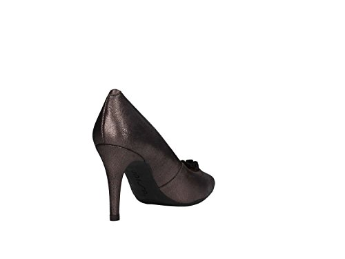 Treno Alto Zapato Unisa Mujer Gunmetal OawEddqv