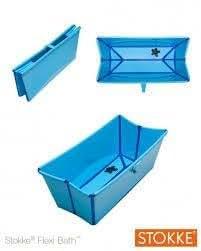 ba era tina ba o bebe stokke flexi bath azul. Black Bedroom Furniture Sets. Home Design Ideas