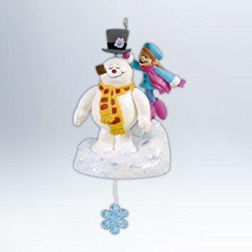 - Hallmark 2012 Keepsake Ornaments QXI2891 Frosty Comes to Life ~ Frosty The Snowman