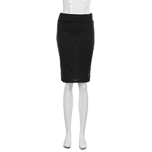Femme Jupes Noir Blanc Jupe Elegant Femme Sexy Stretch Crayon Mini Noir Jupe Ansenesna Courte Jupe Et qECnHCxwpR