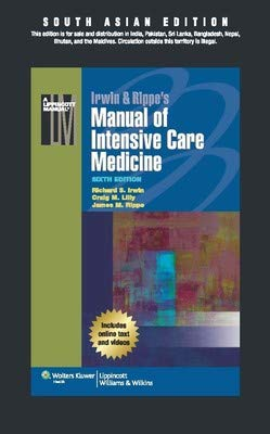 - Irwin & Rippe's Manual of Intensive Care Medicine