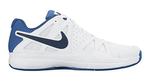 Nike AIR VAPOR ADAVANTAGE CARPET weiãÿ/blau