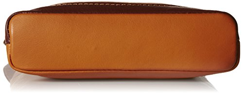 Mini Very Shoulder Leather Italian LaGaksta Leather Crossbody Bag Soft Brown gwW5qBdB8U