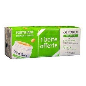 Oenobiol Capillaire Fortifiant Lot de 2 + 1 Offerte