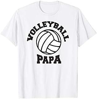 ⭐️⭐️⭐️ Volleyball Papa  Need Funny Tee Shirt Need Funny Short/Long Sleeve Shirt/Hoodie