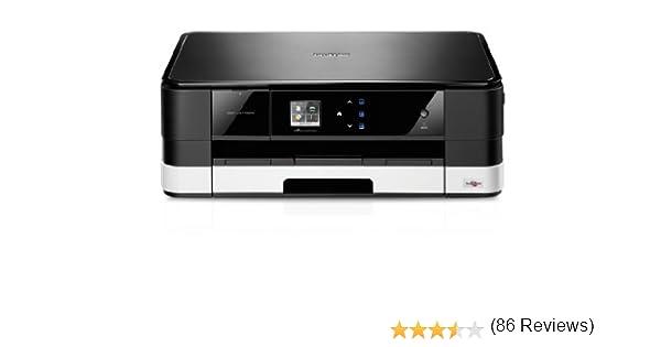 Brother DCP-J4110DW - Impresora multifunción de tinta