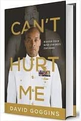David Goggins: Can't Hurt Me Hardcover