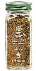 Simply OrganicOrganic S.O. Grll Seasn Chop 2 Oz (Pack Of 6)