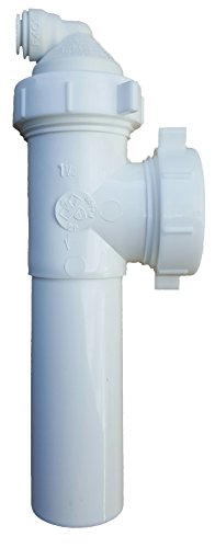 rse Osmosis RO Drain Line Adapter, 1/4
