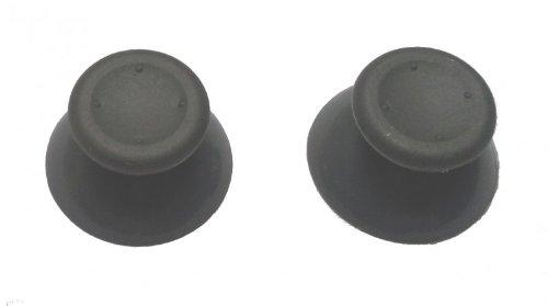 Thumbsticks Analog Sticks grau passend für Xbox360 Controller , 2 Stück