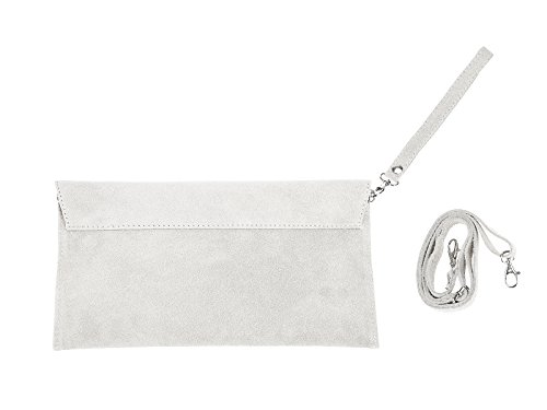 scarlet femme Pochette pour Blanc bijoux Blanc UpUwr4Aq