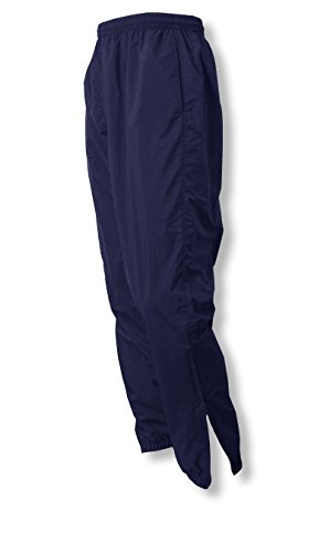 - Code Four Athletics 'Normandy' Soccer Warm-up Pants - Size Youth S - Color Navy