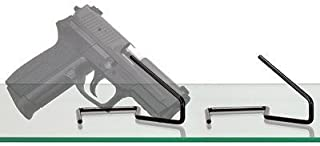 product image for KikStands and Displays of Handguns - Gun Accessories Display and Storage Stand, Adhesive Free Metal, Pistol and Rifle Display Stand, Gun Rack, Organize Your Safe and Display.