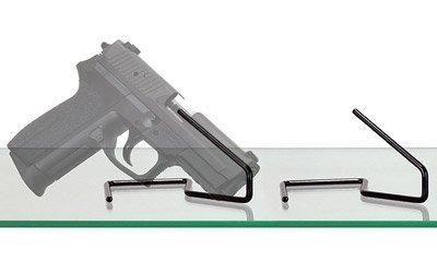 Gun Storage Solutions .22Cal & Larger Handgun Kickstands (10 Pack)