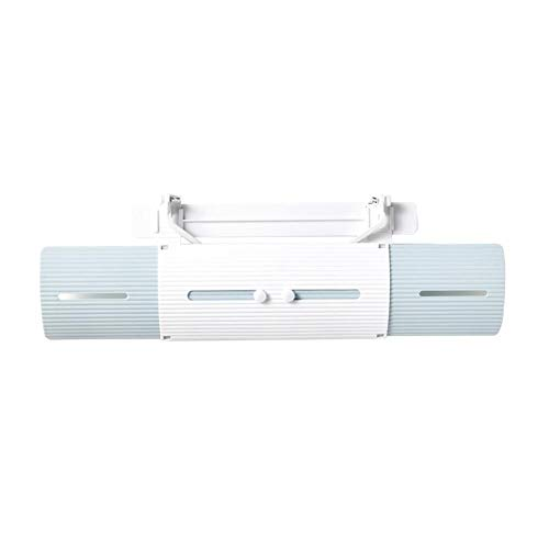 - Air Conditioning Windshield, Retractable Plastic Gas Deflectors, Windguard Anti-Cold Baffle for Office Restaurant