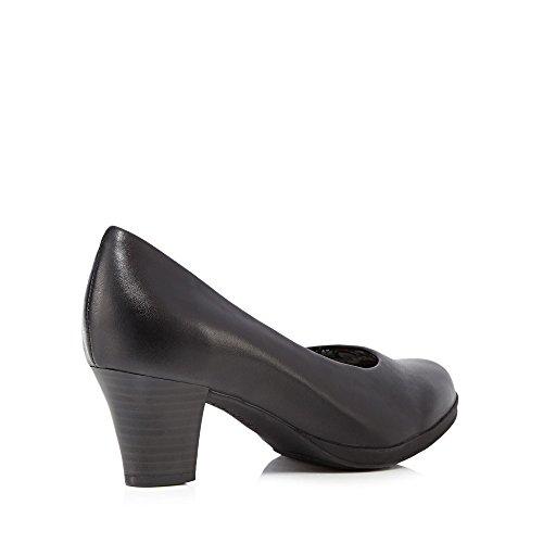 Hotter , Damen Sandalen schwarz schwarz One Size