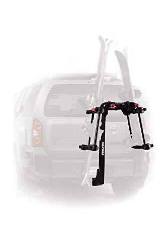 Yakima - HitchSki, Dual-Function Hitch Rack and Ski/Snowboard Carrier