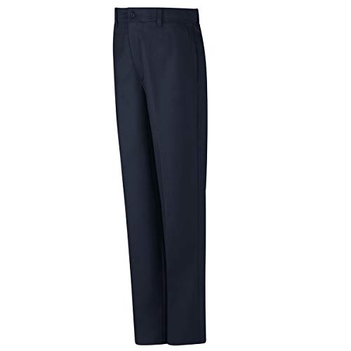 Red Kap 31'' X 32'' Navy 8.5 Ounce Cotton Pants With Zipper Closure by BULWARKRED KAP (Image #1)