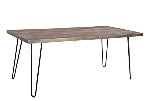 Dining Table Wash Wood (Porter Designs SB-GM-1 Portland Dining Table)