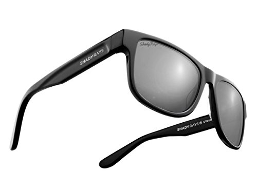 Shady Rays Sunglasses Ventura Limited, Slate, - Shady Rays