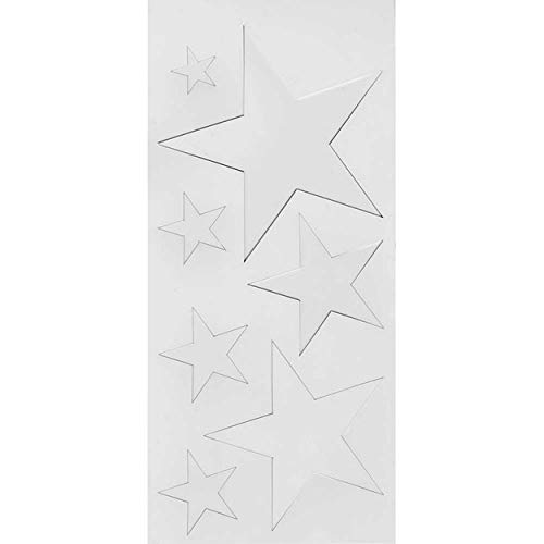 Top Flite Star Templates, Misc Sizes 1-5 ()