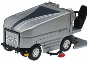 Best Quality Olympia Ice Resurficer Silver//Charcoal