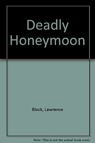 book cover of Deadly Honeymoon