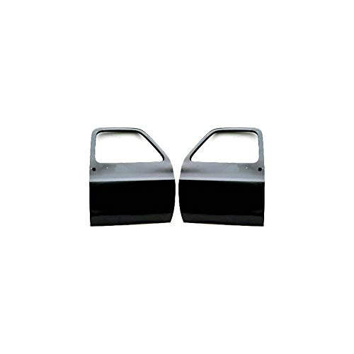 - Door Shell compatible with Chevrolet Full Size Pickup/Suburban 73-76 Front Right and Left Set of 2